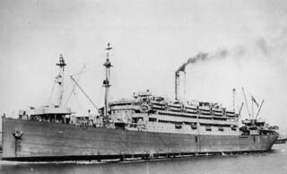 U.S. Army transport ship, Republic