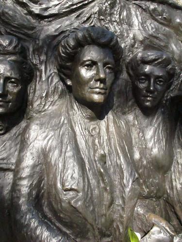 Kate Sheppard - Kate Sheppard Memorial