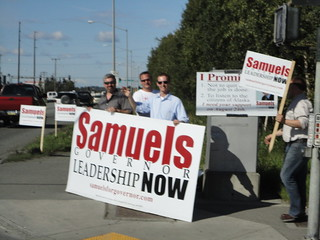 Samuels Supporters | by Alaska Republican Party