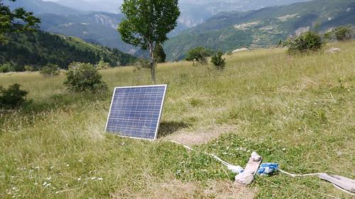 Panel solar, todavía no es suficiente