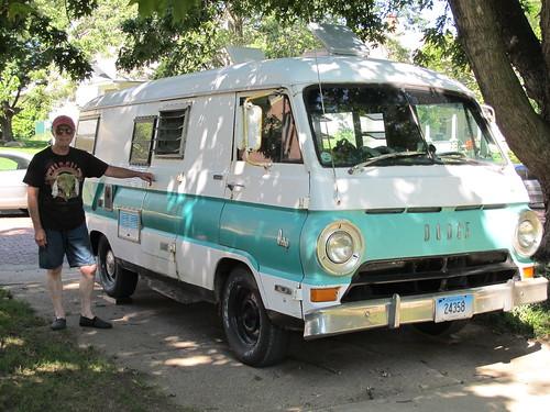 Mini Van Motor Home : B dodge vans
