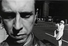New York, Self Portrait, by Lee Friedlander