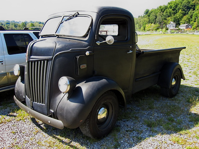 1941 COE Ford - a gallery on Flickr