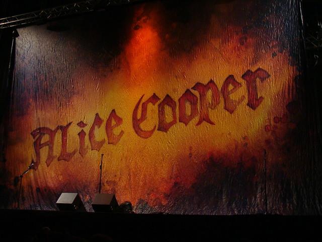 Header of Alice Cooper