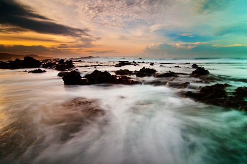 first light of the day, by Rafy Sugiri