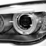 BMW Adaptive Xenon headlight