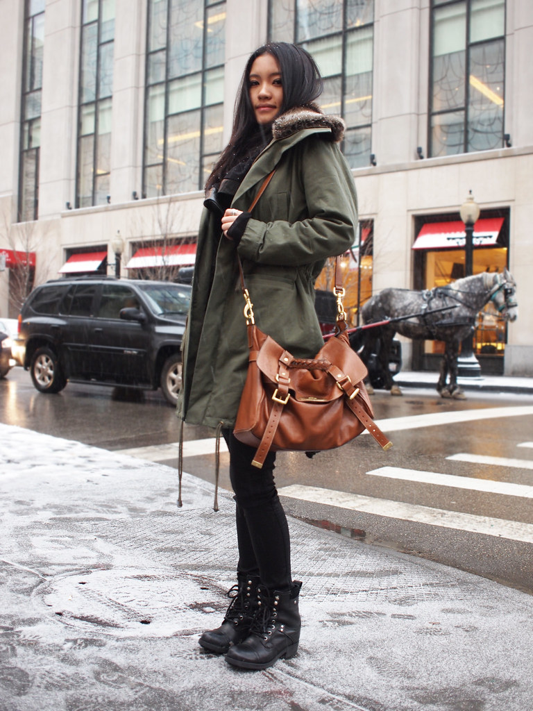 Qixuan Amy Creyer 39 S Chicago Street Style Fashion Blog