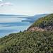 Hillside South from Cape Smokey - Cape Breton Island, Nova Scotia