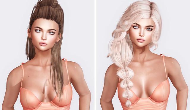 DeuxLooks - hair fair top picks part II