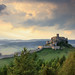Spis Castle, Slovakia by Justin Minns