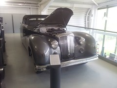 1950 Daimler DE36 Green Goddess