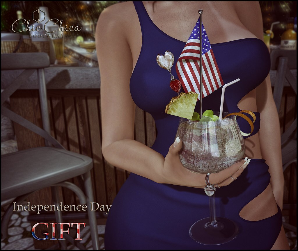 Independence Day GIFT by ChicChica