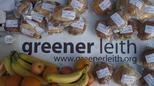 Greener Leith Commuter Breakfast