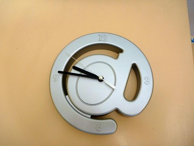 horloge murale de la cuisine flickr photo sharing. Black Bedroom Furniture Sets. Home Design Ideas
