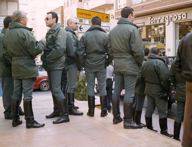 Guardia civil de tr fico gracias a javier por - Guardia civil trafico zaragoza ...