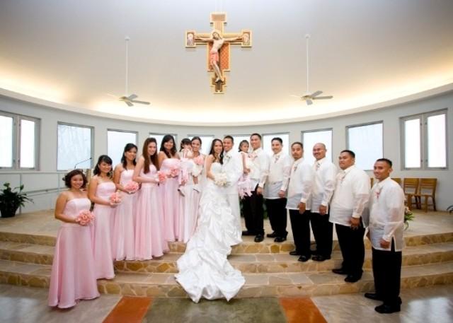 Wedding Series Traditional Pilipino Roman Catholic Wedding