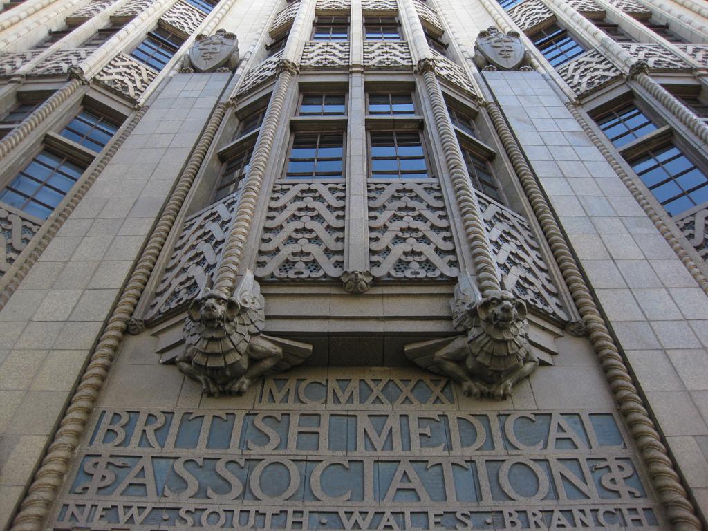 British Medical Association, NSW