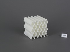 3D printed object made with netfabb
