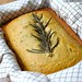 Sweet Rosemary Cornbread 1