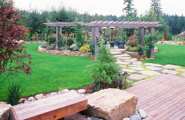 Landscape Design for Seattle
