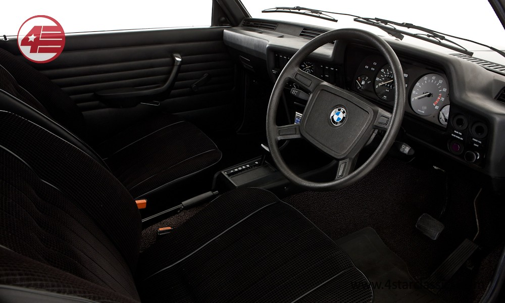 BMW E21 320 Auto For Sale