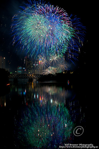 Independence Day Fireworks by WB - CMH