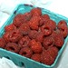 Mick Klug raspberries