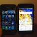 Samsung Galaxy S vs. Apple iPhone 3GS