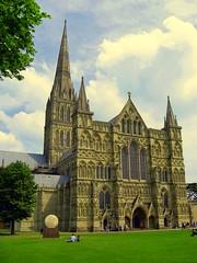 England. Salisbury