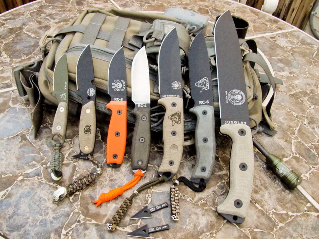 Esee 6 survival knife kit uk