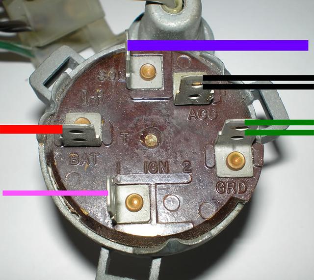 ignition switch wiring 66 impala | Flickr - Photo Sharing!