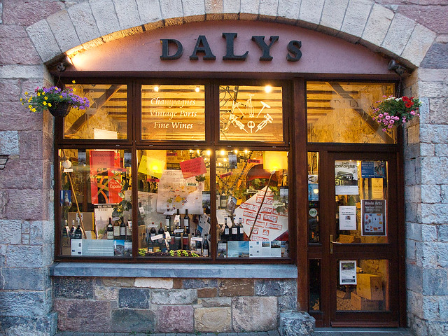 Daly's Spanish Wine Promotion