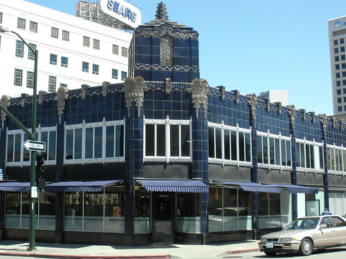 Oakland Floral Depot (Evers, 1931)