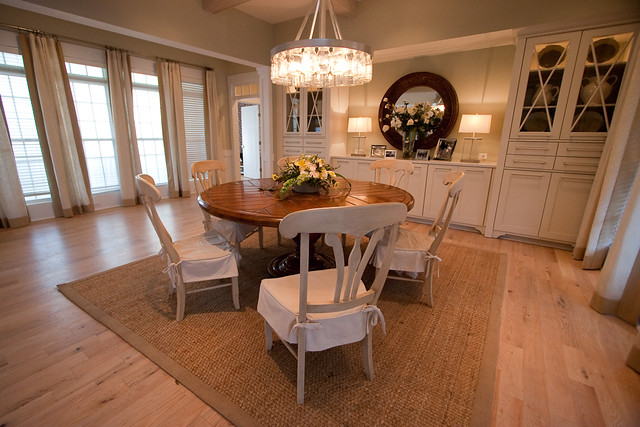 Dining Room Seat Slipcovers