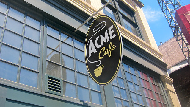 Acme Cafe | Gastown