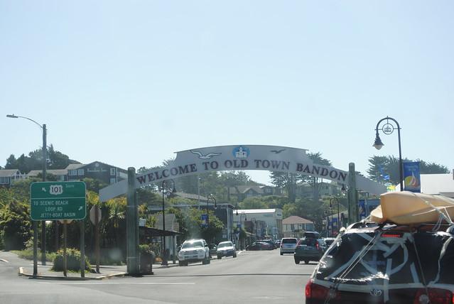 Downtown Bandon