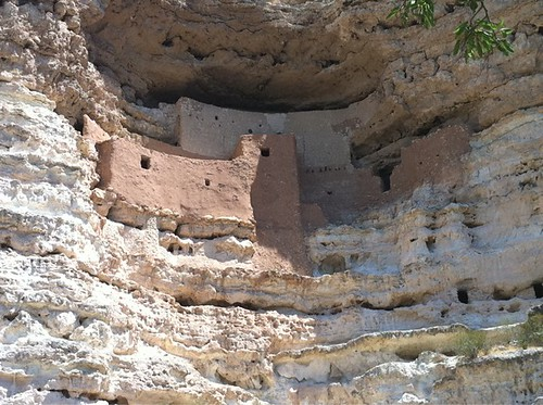 Montezuma Castle National Monument. #cliffdwellers #fb