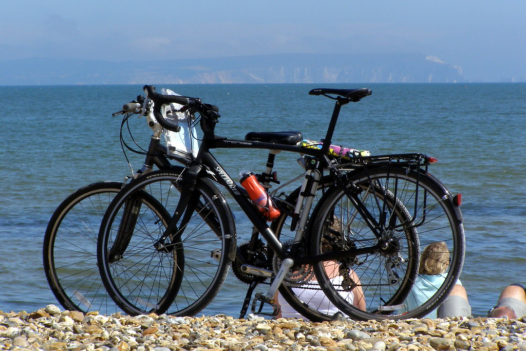 Beach cycle