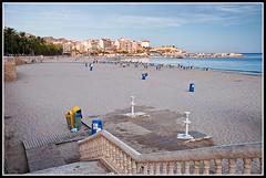 Benidorm Poniente beach