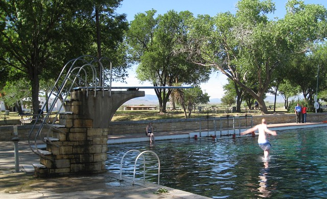 4787891643 4647d8dab1 z Balmorhea,Texas: Swimming with the Fishes
