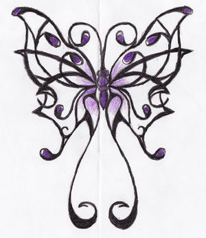 Butterfly_Tattoo_Design_by_Freakwithissues007