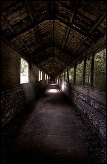 West Park corridor
