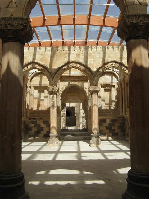 Palácio de Ishak Pasha, Doğubeyazıt, Turquia