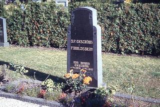 Ljungby - Johan Peter Ekström Family Grave (1958)
