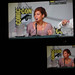 Comic-Con 2006 - Ghost Rider panel - Eva Mendes
