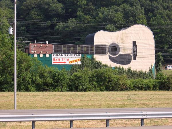 Guitar-Museum-TN-USA