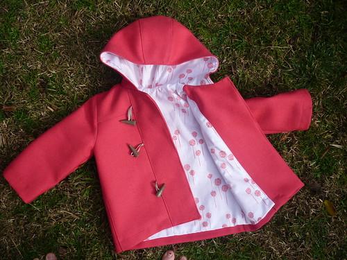 Oliver & S Schooldays coat