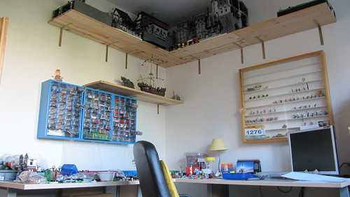ein gro projekt planung bau und lagerung 3 the brick time. Black Bedroom Furniture Sets. Home Design Ideas