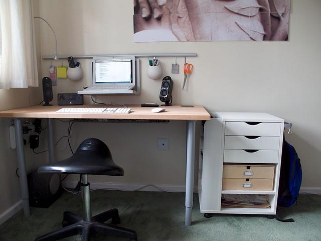 Image Result For Ikea Kitchen Desk