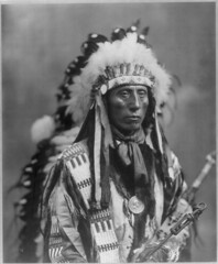 Chief Red Cloud c.1899